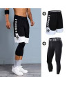 Men Sports  Pants Shorts (3)