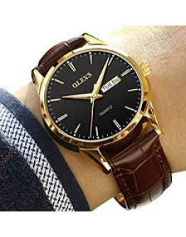 Men Watches Leather 1